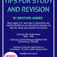 Tips for Study and Revision | Brothers 13+