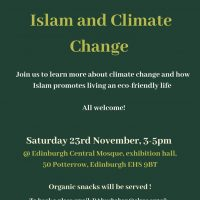 Islam and Climate Change