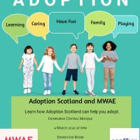 Adoption Scotland and MWAE: Learn how Adoption Scotland can help you adopt