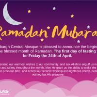 Ramadan 1441/2020 Begins