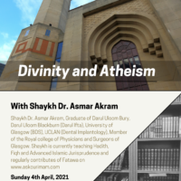 Lecture: Divinity and Atheism